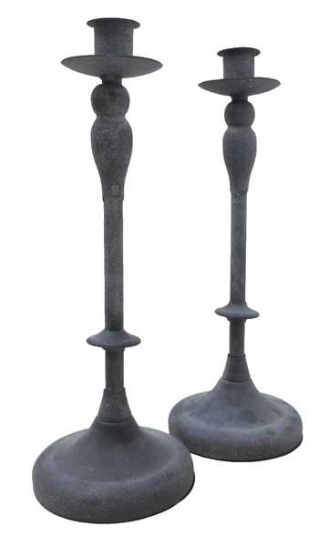 8 x joblot of colony rustic tall candelabra candle holders for Cheap tall candlestick holders