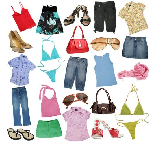 Miscellaneous Clothing Items
