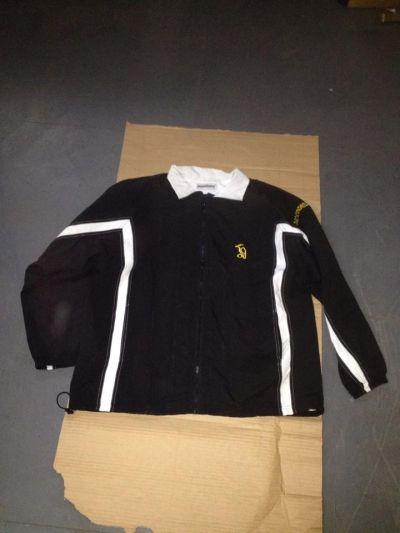 kookaburra training jacket coat small x 22