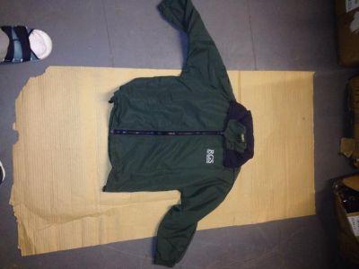 RGS the grange tracksuit top coat  boys large x 15
