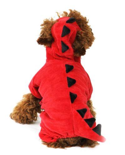100 x Dog Dinosaur Costume