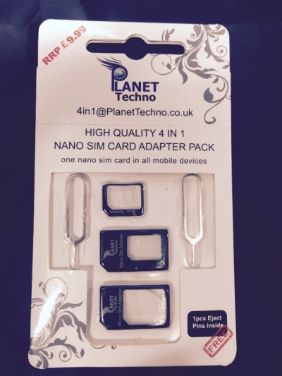 3 IN1 SIM CARD ADAPTER WITH INJECT PIN