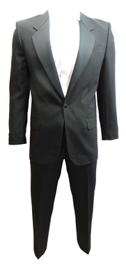Wholesale Joblot of 5 Mens Varteks International Black Evening Suits 274