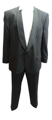 Wholesale Joblot of 5 Mens HR Tailoring Black Evening Suits Ex Wedding Hire 240