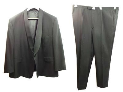 One Off Joblot of 5 Mens Varteks International Black Evening Suits 243