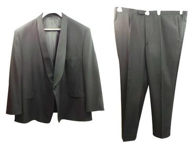 One Off Joblot of 4 Mens Varteks International Black Evening Suits 243