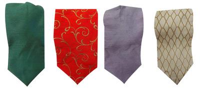 Wholesale Joblot of 20 Mens Assorted Cravats Ideal For a Wedding