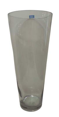Wholesale Joblot of 6 Tbl 50cm Tapered Glass Decorative Vases