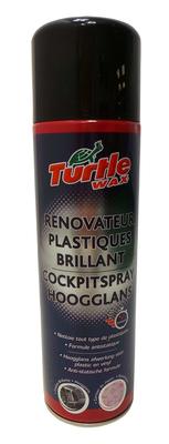 Wholesale Joblot of 20 Turtle Wax Deep Gloss Cockpit Spray Cleaner 500ml