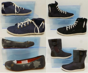 One Off Joblot of 5 Ladies G-Star Raw Shoes/Boots 4 Styles Sizes 3-6
