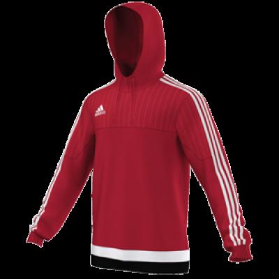 Adidas TIRO 15 Climacool Red Hoodies