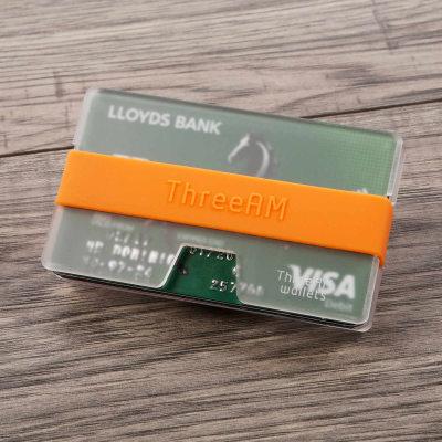 Minimalist Wallet Card Holder