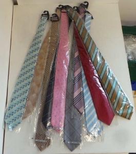 Wholesale Joblot of 20 Assorted Mens Patterned Silk Ties Range of Styles