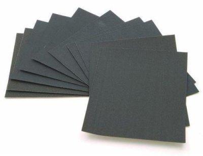 100x Wet & Dry Fine Sandpaper 2000 Grit