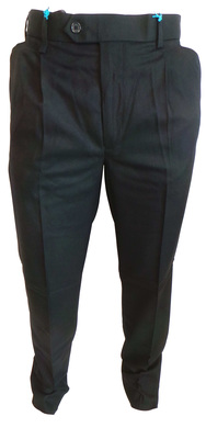 Wholesale Joblot of 10 Mens Phoenix Navy Redgrave Formal Trousers Mix of Sizes