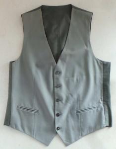 Wholesale Joblot of 10 Mens Grey Waistcoats Sizes 30 - 66