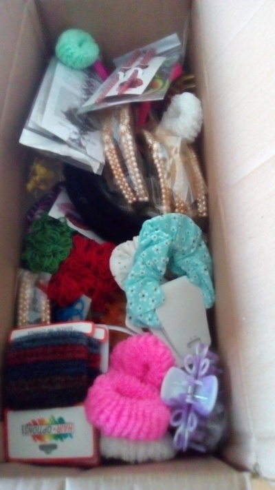 Wholesale Joblot - Hair Accessories