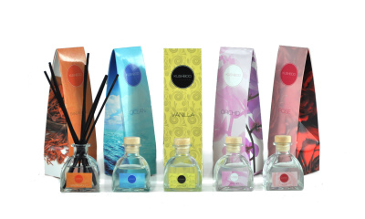 8 x 50ml Reed Diffusers - Ocean