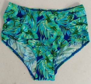 Wholesale Joblot of 10 Avon Club Caliente Palm Print Bikini Brief Size 8-14