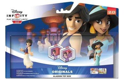 192 x Disney Infinity 2.0 Aladdin Toy Box Set