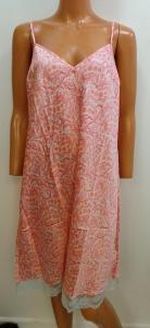 Wholesale Joblot of 10 Avon Ethnic Oriental Print Satin Chemise Night Dress