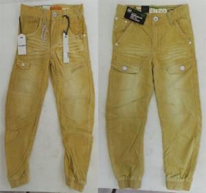 Wholesale Joblot of 10 Boys Eto/Enzo Sand Corduroy Trousers Sizes 24-28