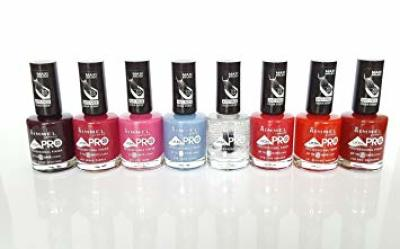 Rimmel London Nail Polish Job Lot