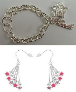 Joblot of 25 Ladies Mixed Hooch Jewellery