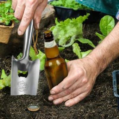 Beer Gardener - Garden Tool & Bottle Opener