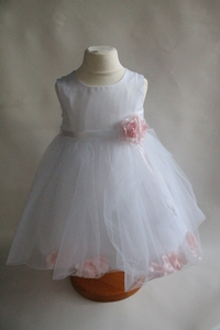 Baby Girls party dresses Bridesmaid flower girls x 20pcs