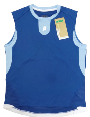 Wholesale Joblot of 10 Prince Childrens GLM Sleeveless Tennis Tops Mixed Sizes