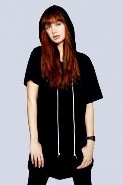 Wholesale Joblot 200x Black UNISEX Hooded T SHIRTS Mixed Sizes