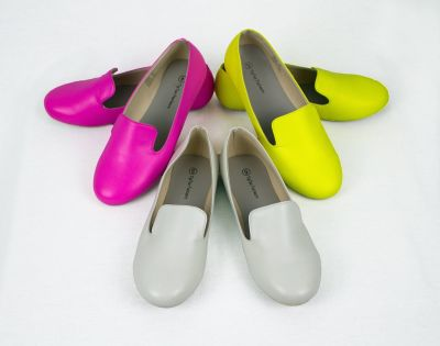 30 Pairs Of Ladies Girls Ballerina Flat Summer Shoes -Mixed Colours RRP £420