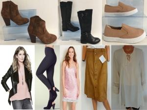 Joblot of 500 Assorted Avon Clothing & Footwear - Huge Mixture of Styles & Sizes