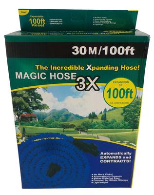Wholesale Joblot of 20 Magic Hose & Spray Gun Expanding 30m Blue