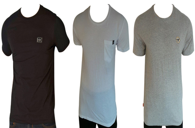One Off Joblot of 13 Mens Avotre & Le Breve T-Shirts 3 Colours Sizes S-XL