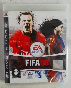 Wholesale Joblot of 50 FIFA 08 Football Video Games PS3