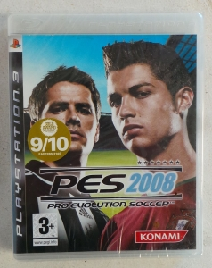 Wholesale Joblot of 50 Pro Evolution Soccer (PES) 2008 Football PS3 Video Games