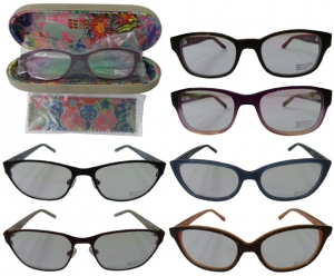 Wholesale Joblot of 20 George Gina & Lucy Assorted Optical Glasses