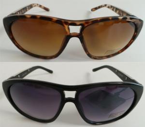 Wholesale Joblot of 20 Ladies Square Cut Out Sunglasses 2 Colours SG-227