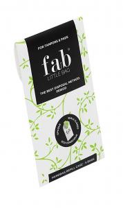 Wholesale Joblot of 100 FabLittleBag Sanitary Disposal Bag Handbag Pack (5 Bags)