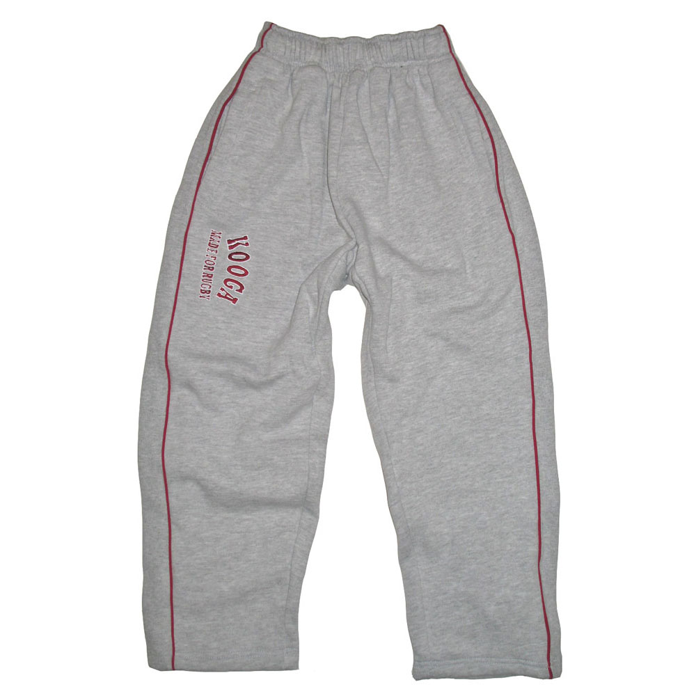 KOOGA Generic Sweat Pants Junior [grey/red] x 42 pairs