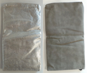 Wholesale Joblot of 20 Pink Parcel Two-Tone Large Cosmetics Bags