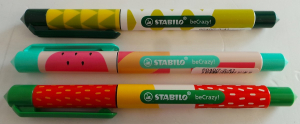Wholesale Joblot of 60 Stabilo beCrazy! Refillable Rollerball Pen 3 Styles