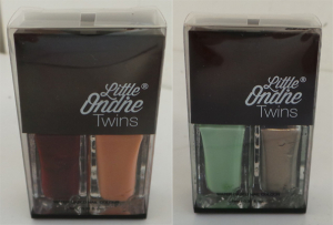 Wholesale Joblot of 20 Little Ondine Water Based Nail Polish Twins 9ml