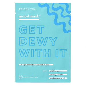 Wholesale Joblot of 50 Patchology Moodmask Get Dewy with It Sheet Face Mask 20ml
