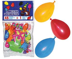 Job Lot Of 15 Cartons Water Balloons With Pump