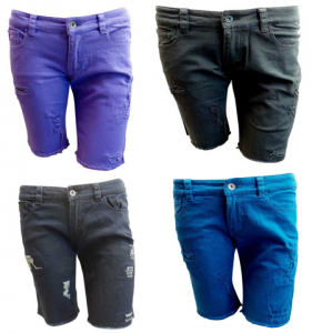 Wholesale Joblot of 20 Atticus Shorts Ladies 'Rum To Whiskey' Various Colours