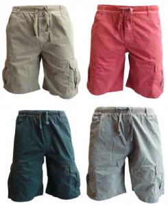 Wholesale Joblot of 10 Mens Wrangler Cargo Shorts Mixed Colours