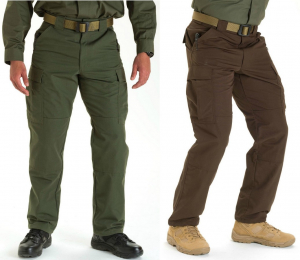 One Off Joblot of 6 Mens 5.11 Tactical Series Ripstop TDU Pants 2 Colours #74003